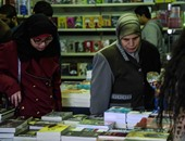 هيثم الحاج على: رغم ظروف الطقس 150ألفا زاروا معرض الكتاب حتى الآن