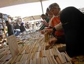هيثم الحاج على: 300 ألف زائر فى اليوم الخامس لمعرض الكتاب