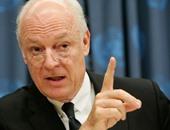 نائب دى ميستورا يؤكد استعداد دمشق للمشاركة فى المفاوضات القادمة بجنيف
