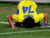 عمرو وردة أفضل لاعب فى بانياتوليكوس اليونانى