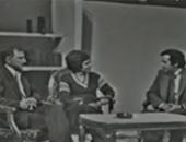 """بالفيديو.. ذوق وشياكة ورقى فى مناظرة فنية """"بين جيلين"""" لأحمد مظهر ونور الشريف"""