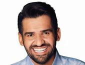 شاهد كيف احتفل حسين الجسمى بالعيد الوطنى للسعودية على طريقته الخاصة؟