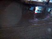 صحافة المواطن.. شوارع قرية كفر أبراش بالشرقية تغرق فى مياه الصرف الصحى