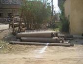محافظة سوهاج عن شكوى أهالى عرابة أبو عزيز: جار تنفيذ مشروع الصرف