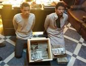ضبط مخدرات وأسلحة نارية وهاربين من الأحكام فى حملة أمنية بالإسماعيلية