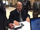 """هاشتاج""""سرى صيام"""" ضمن الأكثر تداولا على تويتر بعد استقالته من البرلمان"""