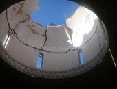 بالصور.. ميليشيات الشيعة تفجر مسجدا بجنوب بغداد ردا على إعدام النمر