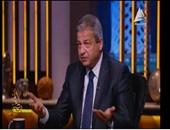 """وزير الشباب: ندرس حلول عديدة لأزمة الأهلى..والمجلس الحالى مازال """"شرعيا"""""""