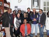 بالصور..فوز نهى البلك وأحمد عبد الرحيم بجائزة أسامة الدناصورى