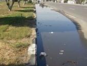 محافظات القناة تكثف أعمالها لإزالة مياه الأمطار