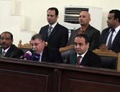 النيابة تنتهى من التحقيق مع منفذى اغتيال معاون مباحث حلوان و7 أمناء شرطة