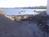 بالصور.. إحباط محاولة جديدة للتعدى على بحيرة الصيادين بحى أول الإسماعيلية