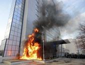 اندلاع حريق فى مركز الأبحاث الفضائية شمال السويد