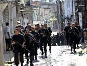 شرطة البرازيل تداهم منزل المليادير السابق باتيستا