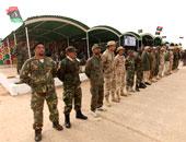 قوات الحكومة الليبية فى سرت تحاول تعزيز تقدمها فى ظل الضربات الاميركية