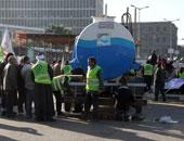 مياه المنيا: سيارات مياه شرب وحملات للتوعية بمولد السيدة العذراء بسمالوط