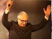انتهاء حفل افتتاح مهرجان المسرح العربى الـ14 بتكريم عبد الرحمن أبو زهرة