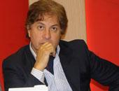 مشادة كلامية بين سويلم وفرج عامر بسبب بند الـ8 سنوات فى حضور الوزير