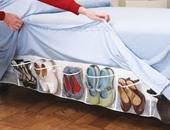 بالصور.. 8 أفكار أنيقة لتخزين أزواج الأحذية تنهى على مشاكل الفوضى