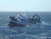 جهود مكثفة لقوات الانقاذ والبحرية للبحث عن الصيادين  المفقودين بمركب رشيد