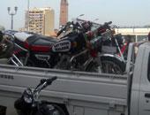 استمرار حبس عصابة سرقة الدراجات البخارية بمصر القديمة