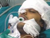 ننفرد بنشر أول صورة لضحية العباسية بعد إطلاق قاض الرصاص عليه بالخطأ