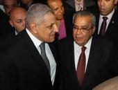 بدء فعاليات افتتاح المسرح القومى بحضور إبراهيم محلب