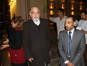 يحيى الفخرانى ونور الشريف وأحمد راتب أبرز حضور افتتاح القومى للمسرح