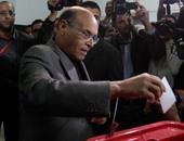 """ألاعيب إخوانية.. """"المرزوقى"""" يعلن دعم قيس سعيد لرئاسة تونس فى جولة الإعادة"""