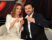 إعلامى لبنانى يوضح حقيقة استقبال تيم الحسن ووفاء الكيلانى مولودهما الأول