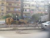 محافظة الجيزة تستغل ترعة الزمر فى إقامة ساحات انتظار لخدمة المواطنين