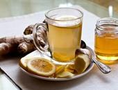تعرف على فوائد العسل والزنجبيل لعلاج مشاكل الجهاز التنفسى