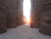 """مدير أمن أسوان يبحث خطة تأمين احتفالات تعامد الشمس على """"أبو سمبل"""""""
