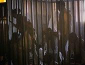 """الدفاع بـ""""مذبحة بورسعيد"""" يقف احتراما للقاضى فى نهاية الجلسة"""