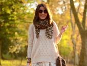 بالصور.. موضة الملابس الكاجول لشتاء 2015