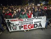 نشطاء ينظمون مظاهرة مناهضة للإسلام فى برلين واعتقال 15 من المشاركين