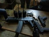 ضبط 28 قطعة سلاح و10قضايا مخدرات وتنفيذ 2075 حكما فى حملة أمنية بسوهاج