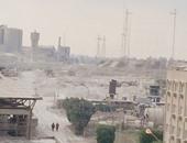 """""""أبوزعبل للأسمدة"""".. الطريق نحو الموت البطىء.. اختناق 90 من سكان القرى المحيطة بالمصنع بعد تسرب غازات سامة.. ومواطن: أولادنا مرضى وزرعنا مات.. وإدارة المنشاة: لدينا 13 مدخنة"""
