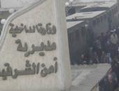 أفراد شرطة منيا القمح ينقلون إضرابهم إلى مديرية أمن الشرقية