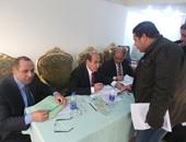 بالصور.. قضاة أسيوط يختارون 8 مستشارين من 14 فى انتخابات النادى
