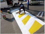 قارىء يطالب بوضع مطبات صناعية فى شارع مصطفى النحاس بمدينة نصر