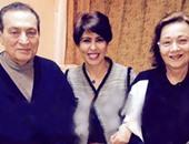 """كاتبة كويتية تنشر كواليس 3 ساعات قضتها قرب سوزان مبارك أثناء لقائها بالرئيس الأسبق.. وتصفها بـ""""هانم"""" تنحنى  لزوجها.. وتتماسك مراعاة لظروفه النفسية لكنها """"مقهورة"""" على علاء وجمال ولم تكن """"جبروت امرأة"""""""