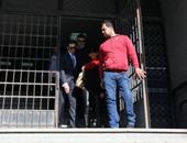دفاع زينة يقدم للمحكمة صورة من حكم حبس أحمد عز 3 سنوات بتهمة سب موكلته