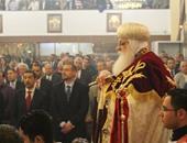 أسقف هولندا يهنئ السيسى والشعب المصرى بالعام الميلادى الجديد