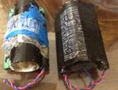 انفجار قنبلة صوت خلف مركز شرطة ناصر ببنى سويف