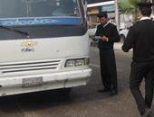 سقوط حداد زور رخصتى تسيير سيارتين ملاكى بأخرى أجرة بالقاهرة