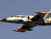 """سكاى نيوز: الطيران الحربى الليبى يقصف مواقع تابعة لميليشيات """"فجر ليبيا"""""""