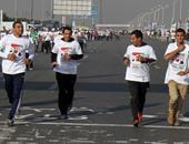أمل بوشلاخ تعلن 4 ديسمبر 2015 موعد النسخة الرابعة لماراثون زايد بالقاهرة