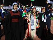 وصول الوفود العربية المشاركة فى دورة الألعاب الإقليمية