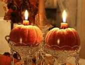 بالصور.. أفكار بسيطة لاستخدام الفواكه كشموع بأعياد الكريسماس